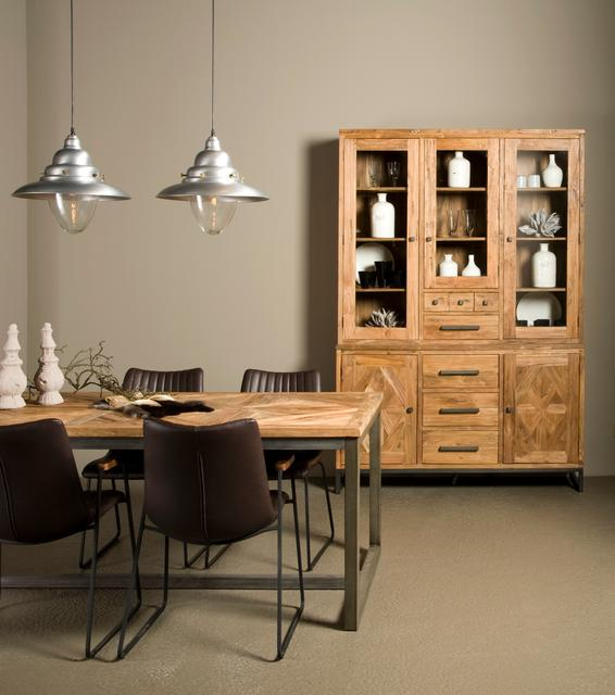 buffetschrank m nchen aus recyceltem teakholz buffet wohnzimmerschr nke schr nke teak. Black Bedroom Furniture Sets. Home Design Ideas