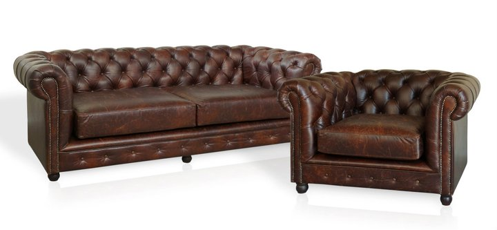 chesterfield couch aus leder oder stoff sofas sessel st hle bei m belhaus d sseldorf. Black Bedroom Furniture Sets. Home Design Ideas
