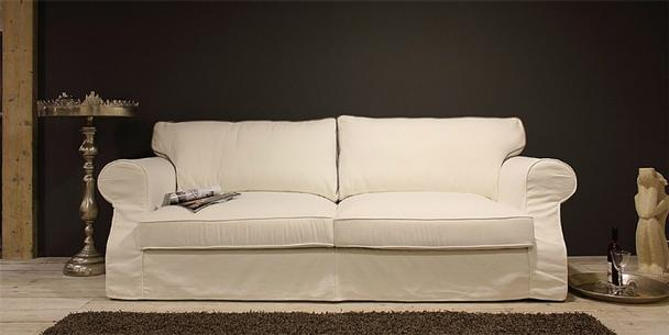 ecksofa aus stoff im landhaus design sofas sessel st hle bei m belhaus d sseldorf. Black Bedroom Furniture Sets. Home Design Ideas