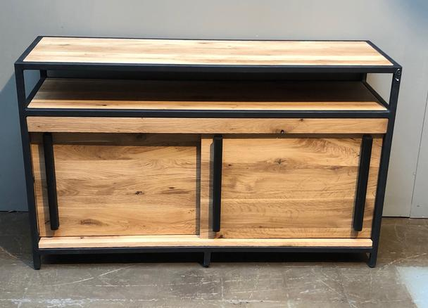 Eiche Sideboard Industrial Chic Industrial Chic Mobel Sideboard