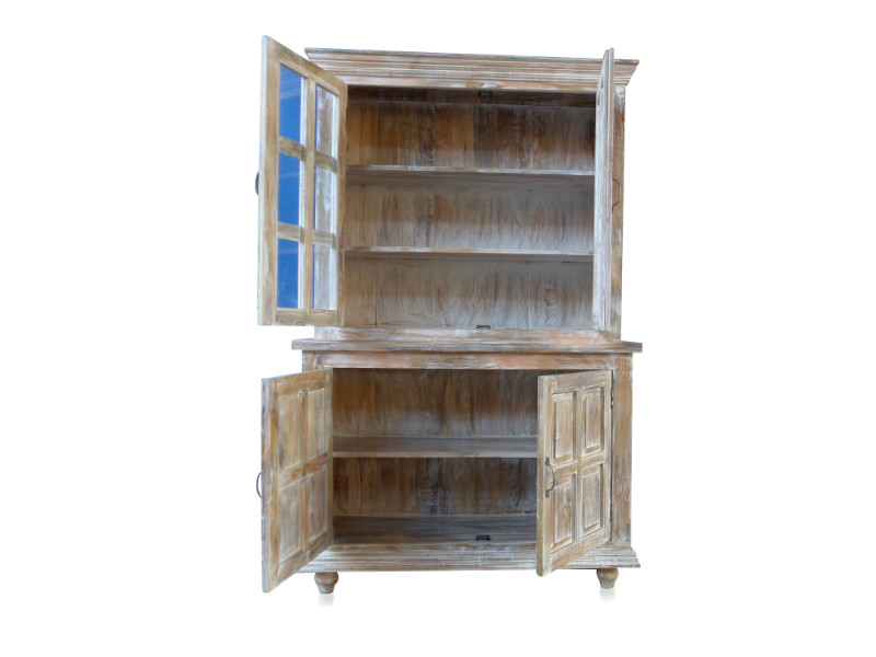 indischer buffetschrank shabby chic vintage m bel bei m belhaus d sseldorf. Black Bedroom Furniture Sets. Home Design Ideas