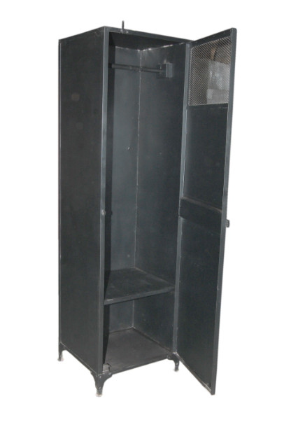 industrial spind schrank eisenschrank schr nke. Black Bedroom Furniture Sets. Home Design Ideas