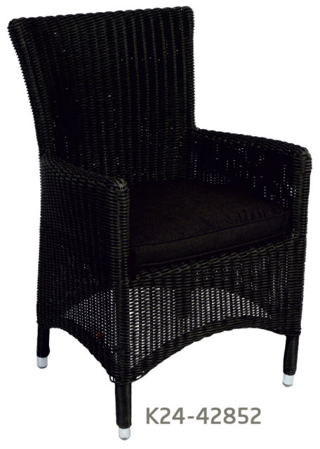 kunstoff stuhl d sseldorf f r den garten polyrattan. Black Bedroom Furniture Sets. Home Design Ideas