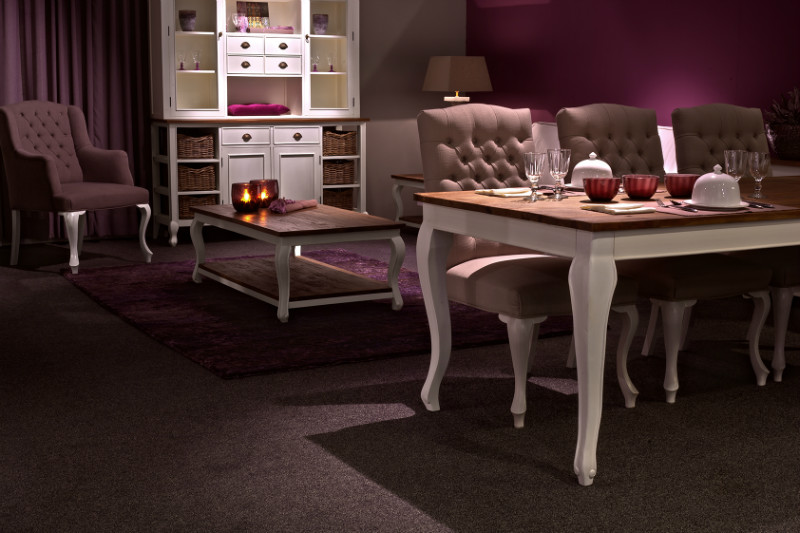 massivholz couchtisch weiss mit holzplatte produkte m belhaus d sseldorf. Black Bedroom Furniture Sets. Home Design Ideas