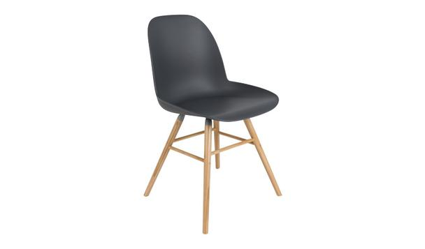 Plastik schalenstuhl design albert kuip chair st hle for Design schalenstuhl