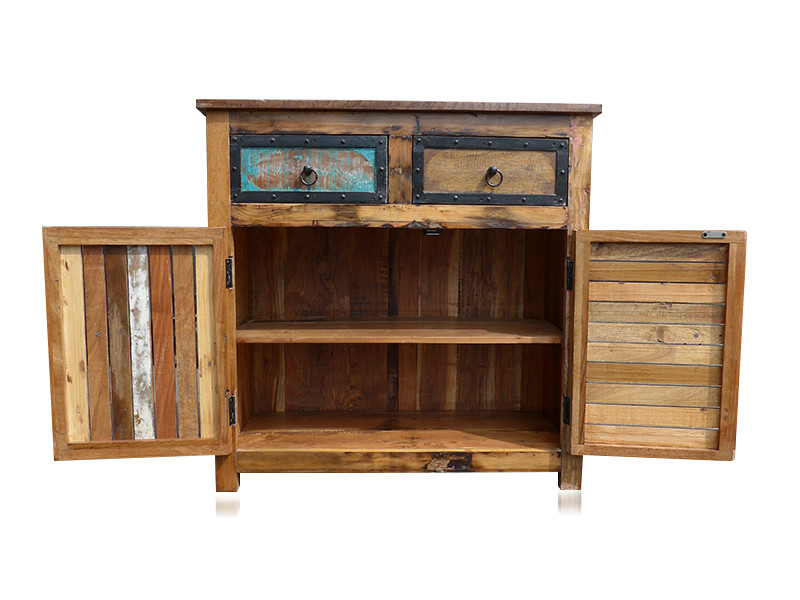 recycling holz kommode indisch vintage m bel bei. Black Bedroom Furniture Sets. Home Design Ideas