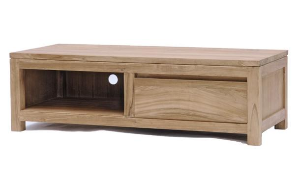 tv schrank im schlichten design kommoden sideboards teak m bel bei m belhaus d sseldorf. Black Bedroom Furniture Sets. Home Design Ideas