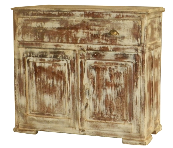 vintage stil kommode sheeshamholz kommoden sideboards wohnzimmer wohnbereiche bei. Black Bedroom Furniture Sets. Home Design Ideas